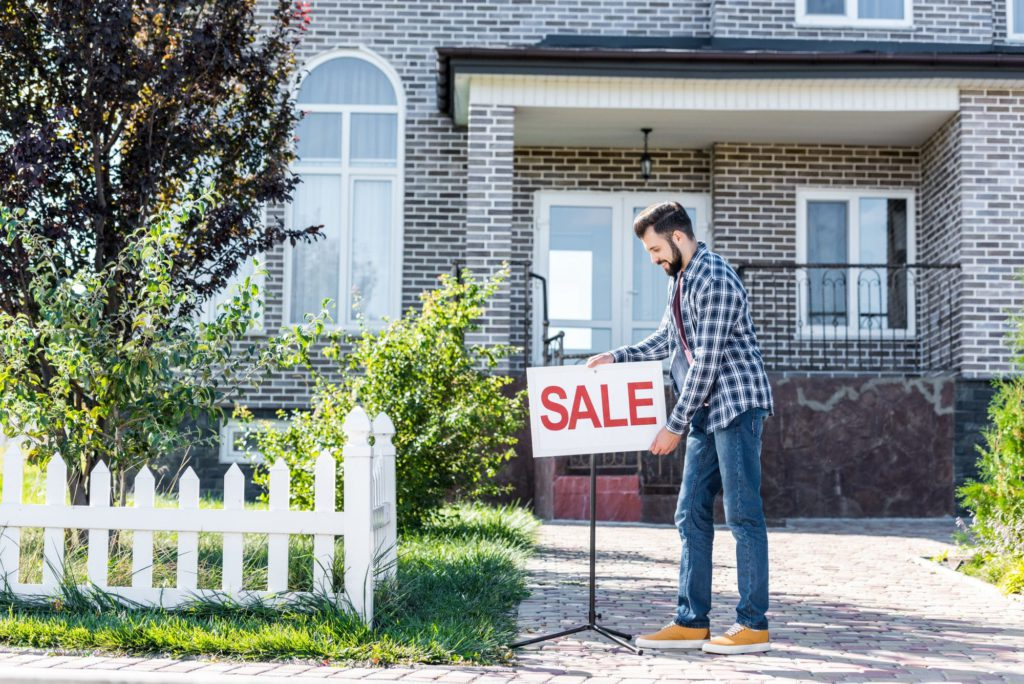 Private Home Sale Process