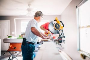 Increase house worth with new moldings
