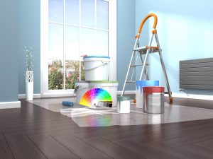 Increase home's value with updated paint